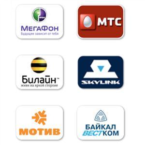 Операторы сотовой связи Зебляков